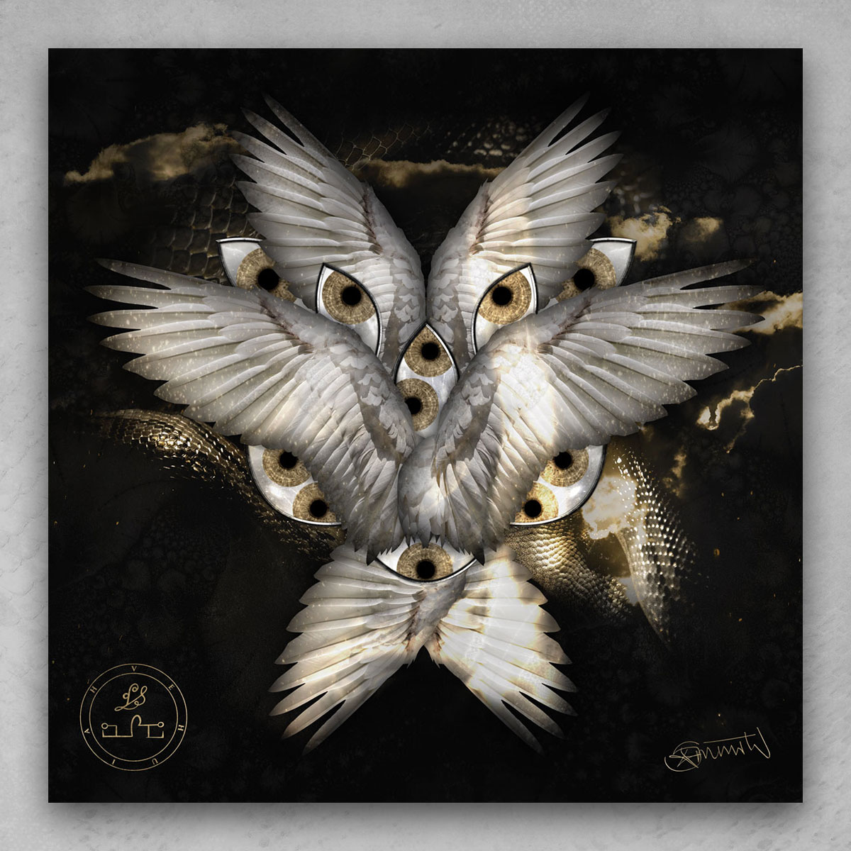 The Seraphim Print